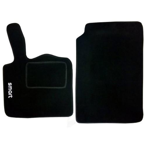 Smart ForTwo W450 tappetini in moquette