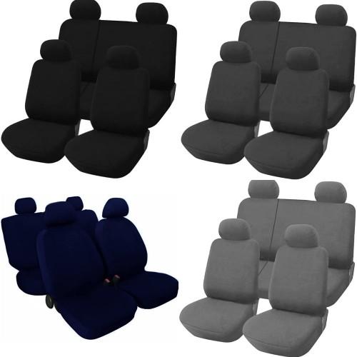 Fiat Grande Punto coprisedili monocolore specifici
