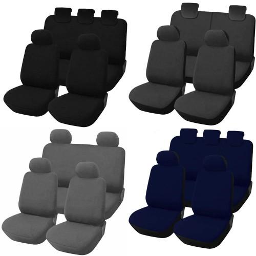 Fiat Panda 2003-2011 coprisedili monocolore specifici